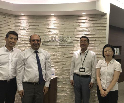 Japon dönüşümünün yapı taşı olan JUSE'ye ziyaret