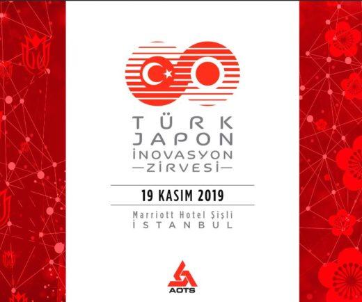 Türk-Japon İnovasyon Zirvesi 19 Kasım'da İstanbul'da