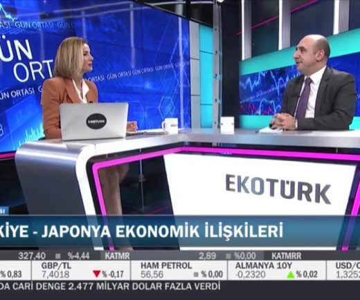 Dernek Başkanımız Eko Türk TV Canlı Yayınında