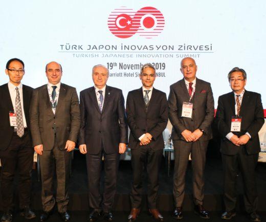 Türk-Japon İnovasyon Zirvesini gerçekleştirdik